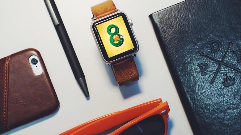 Disney announces exclusive Apple Watch wallpapers Orange Bird
