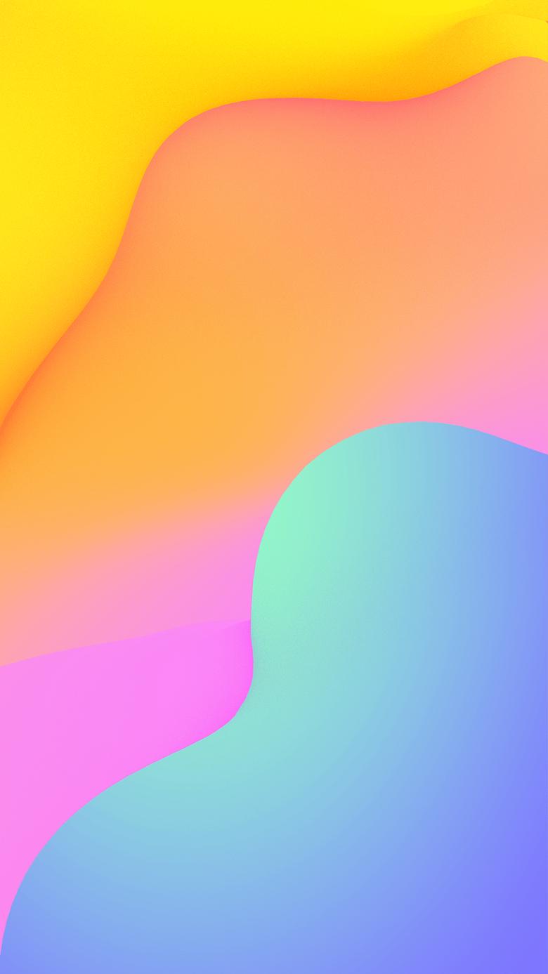 Google Pixel 2 stock Wallpapers Concept