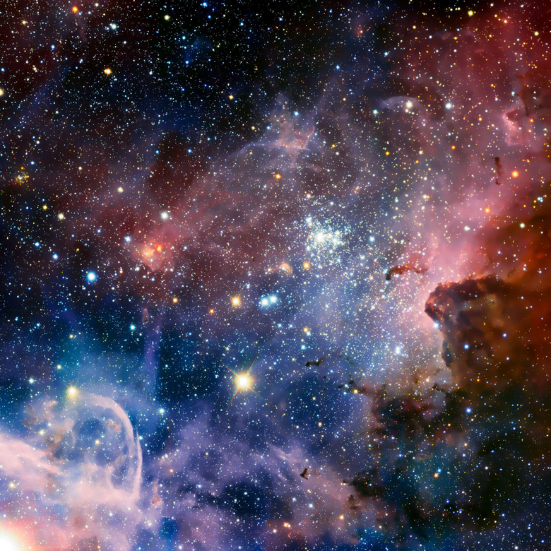 Space iPad Air Wallpapers