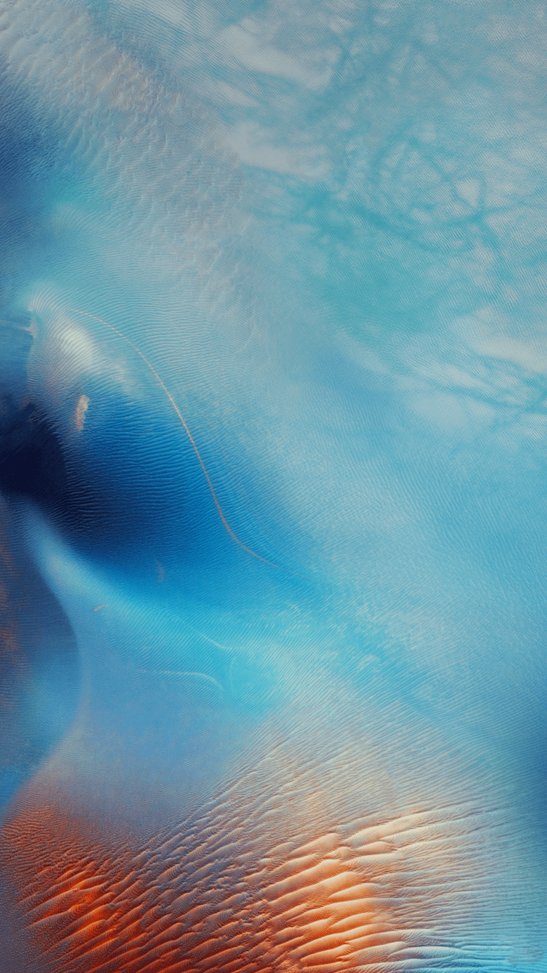 Now The iOS 9 Wallpapers