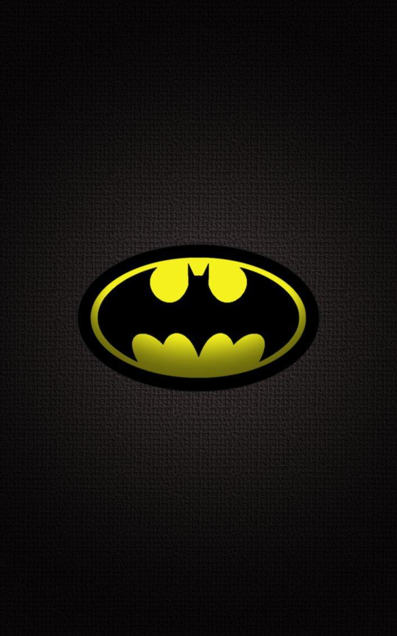 Batman Logo Iphone 5s Wallpapers Hd Wallpapers