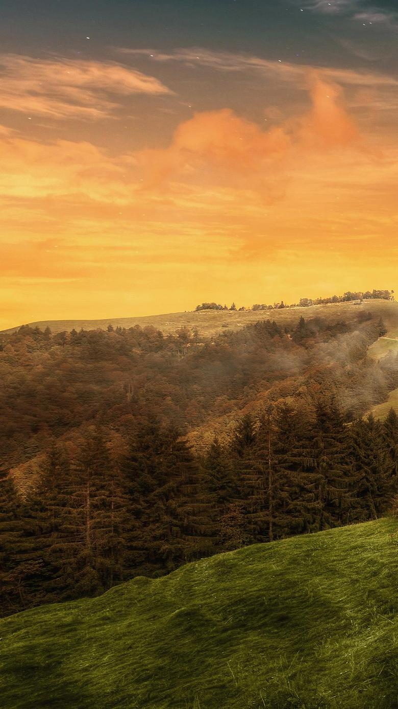 Beautiful Autumn iPhone 6S Plus Wallpapers