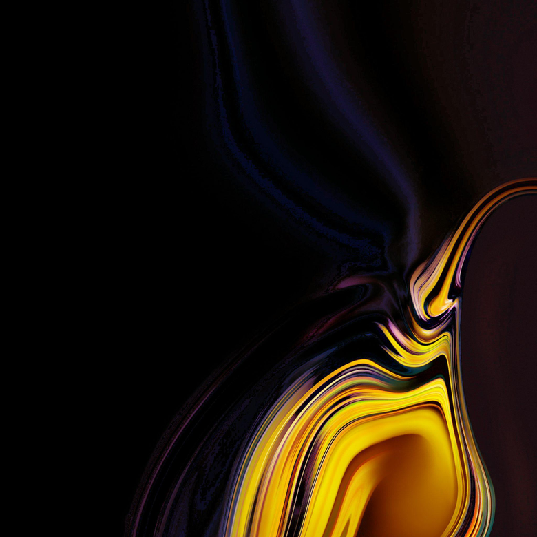 Samsung Galaxy Note 9 stock wallpapers