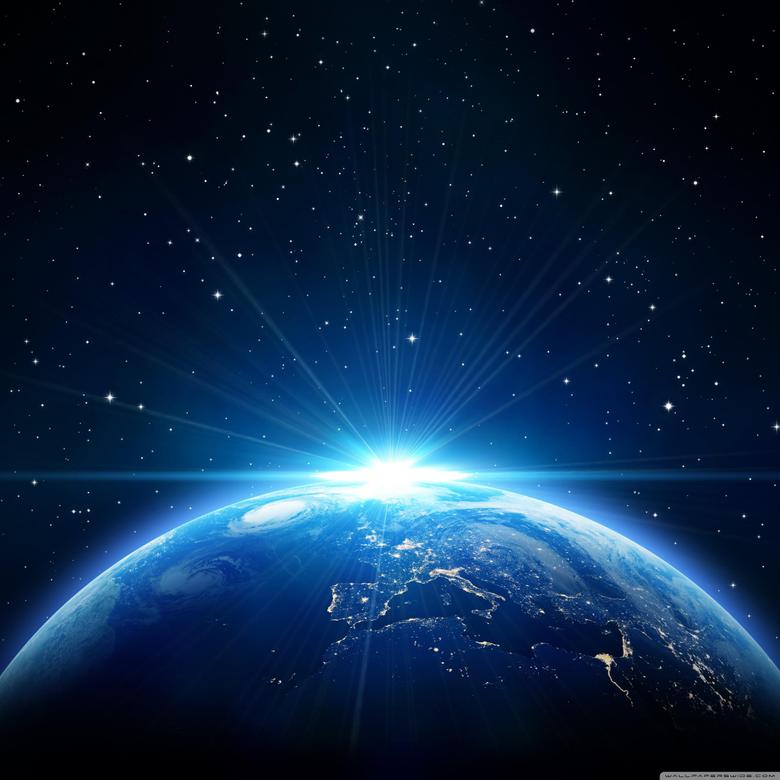 Earth from Space 4K HD Desktop Wallpapers for 4K Ultra HD TV