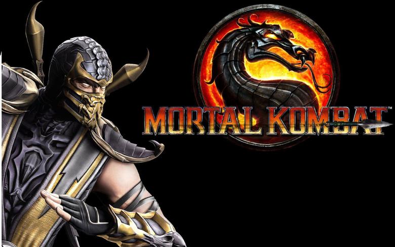 Nice Mortal Kombat Scorpion Wallpaper HQ Backgrounds