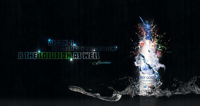 GREY GOOSE VODKA alcohol wallpapers