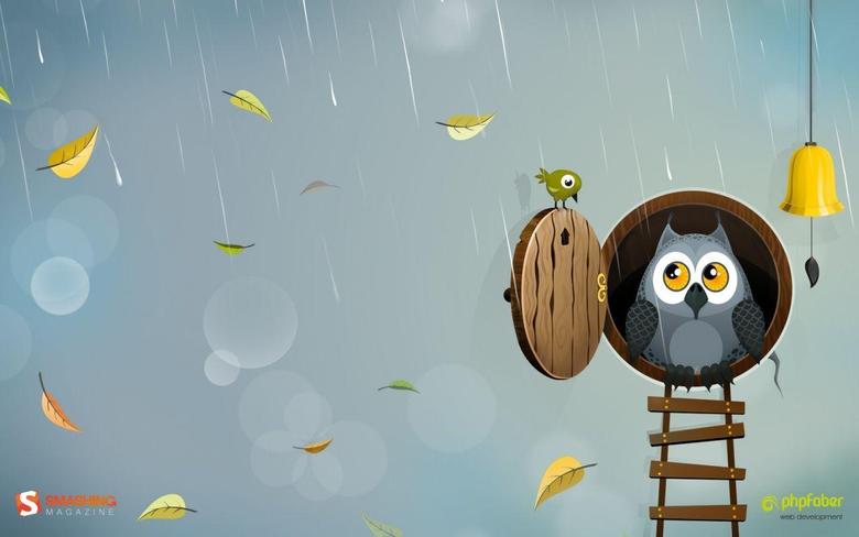Wallpapers For Baby Owl Desktop Wallpapers