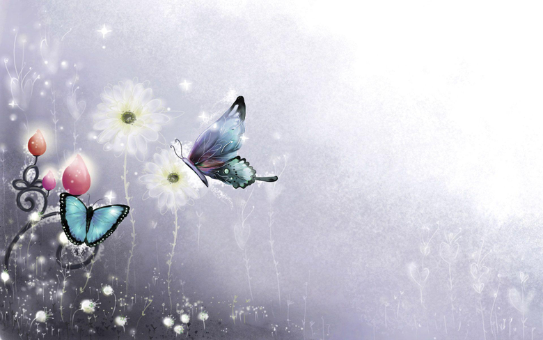 Butterflies Desktop Wallpapers