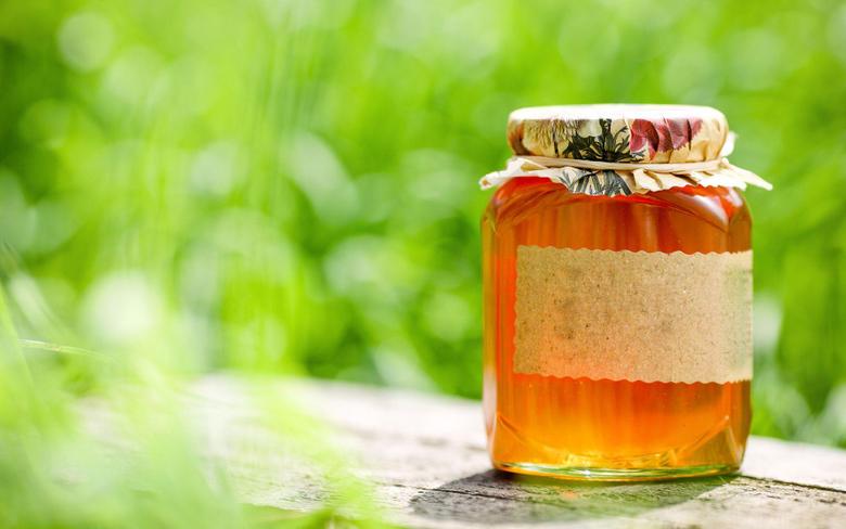 Food honey gold macro still life jar bee wallpapers