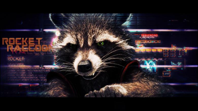 HD Rocket Raccoon Wallpapers