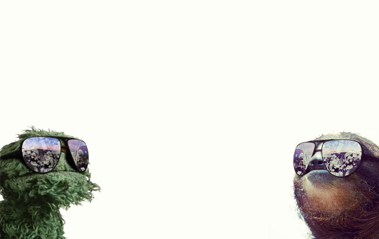 Made by request Oscar and sloth wallpapers