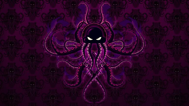 Purple Octopus Art HD Artist 4k Wallpapers Image Backgrounds