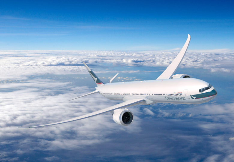 Cathay Pacific places order for 21 Boeing 777