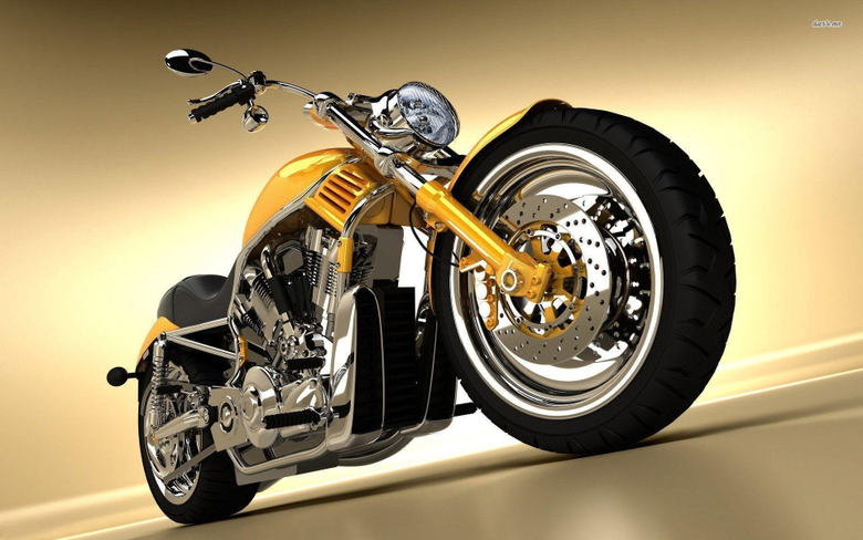 Harley Davidson Motorcycles HD Wallpapers