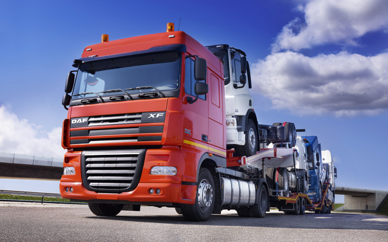 DAF Truck 4k Ultra HD Wallpapers and Backgrounds