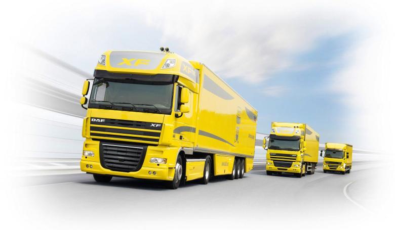 Daf Trucks Wallpapers
