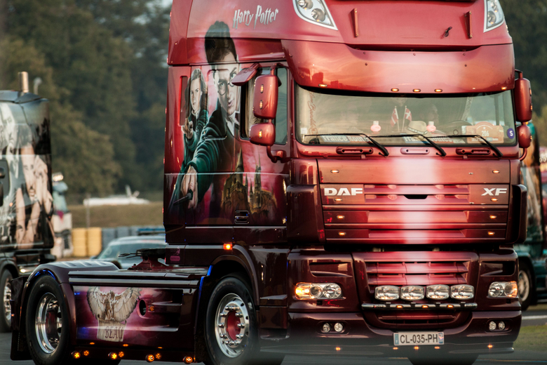 DAF Truck Pictures