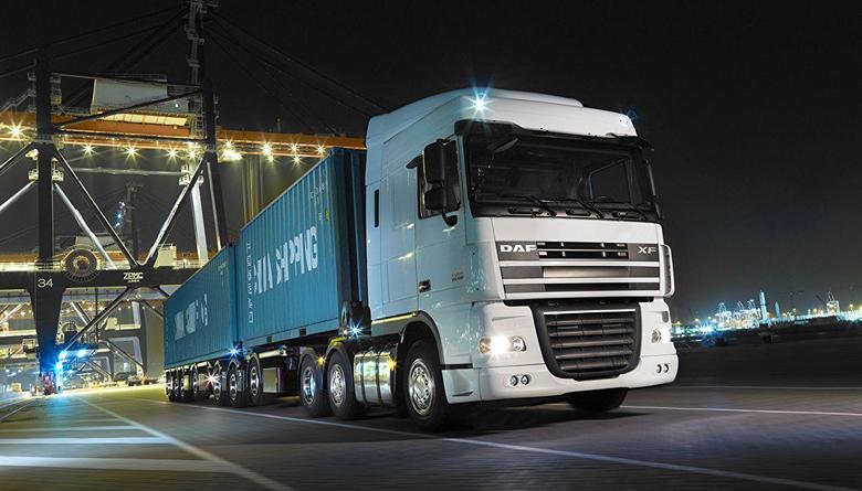 Photos lorry DAF Trucks automobile