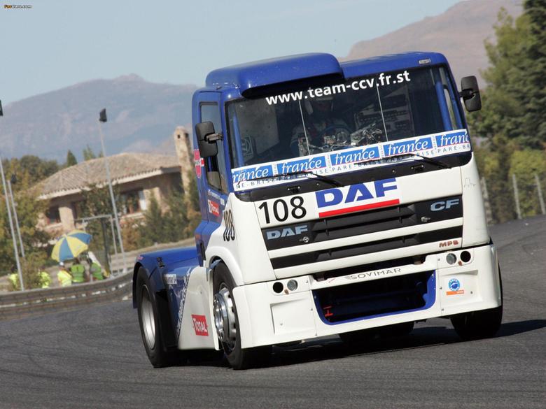 DAF 85 Super Race Truck