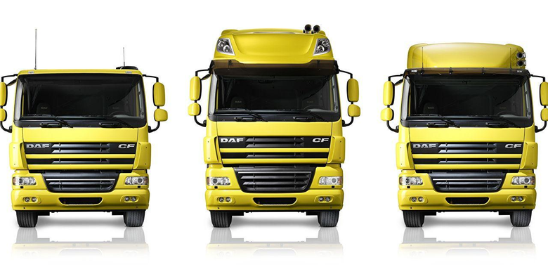 Wallpapers lorry DAF Trucks Cars