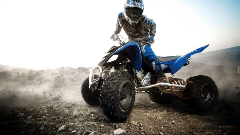 something I love to do is ride quads I have always found it so