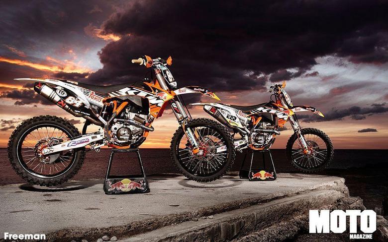 Factory KTM Wallpapers to grace your desktops