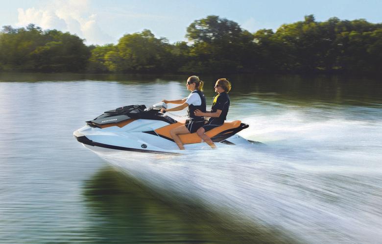 Wallpapers wave speed jet ski image for desktop section