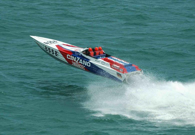 Race Racing Superboat Custom Cigarette Offshore Wallpapers
