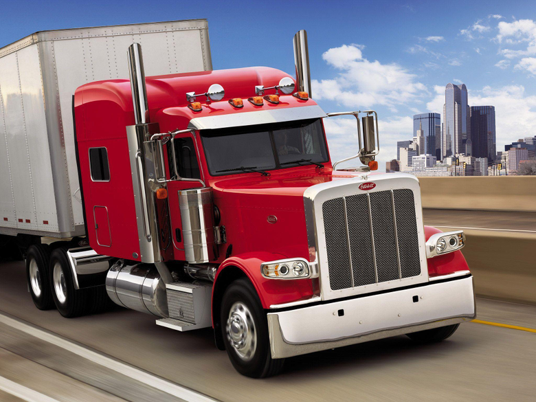 semi truck tractor wallpapers