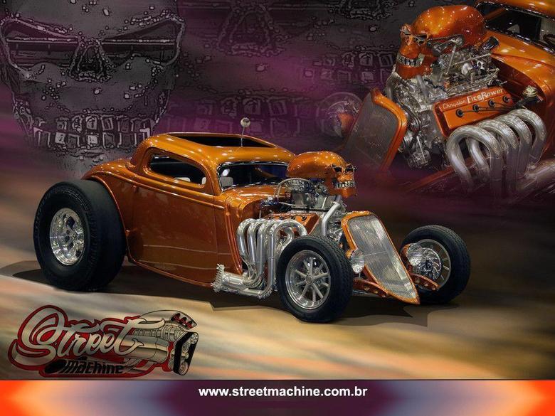 Rat Rod Wallpapers Wallpapers Rat Street Machine Ply Rod X