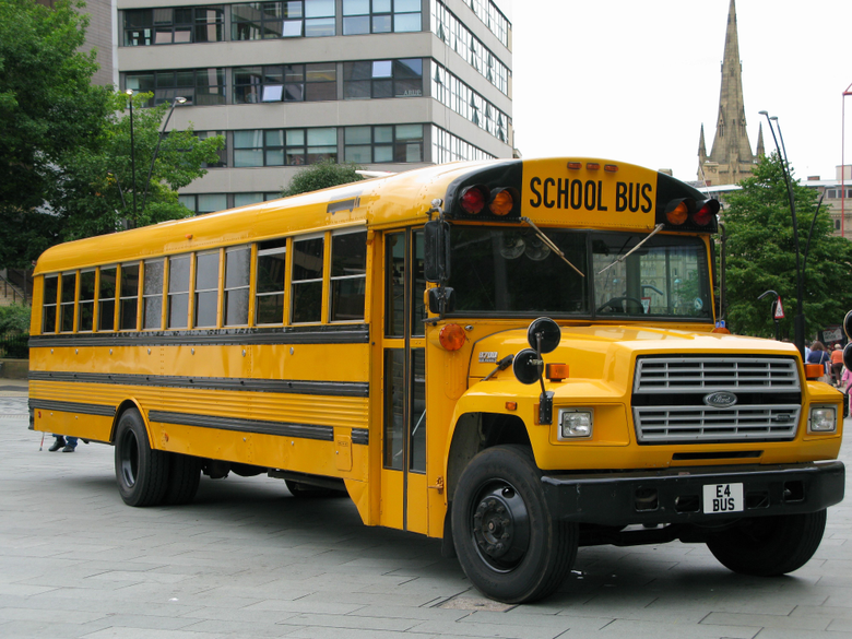 Ford School Bus 4k Ultra HD Wallpapers and Backgrounds Image