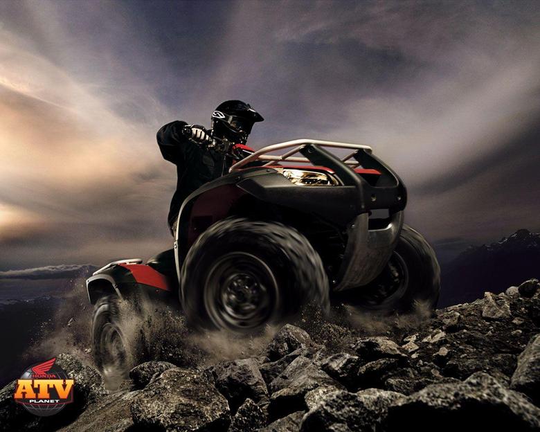 SRY269 Honda ATV Wallpapers Honda ATV Backgrounds In Best