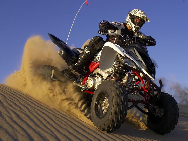 YAMAHA RAPTOR atv quad offroad motorbike bike dirtbike gw