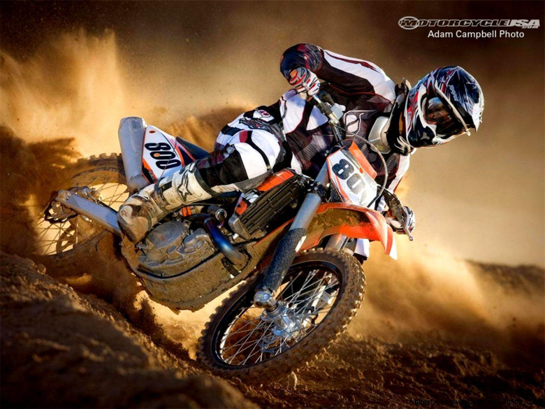 Motor Stunts Trail Bikes Wallpapers Hd