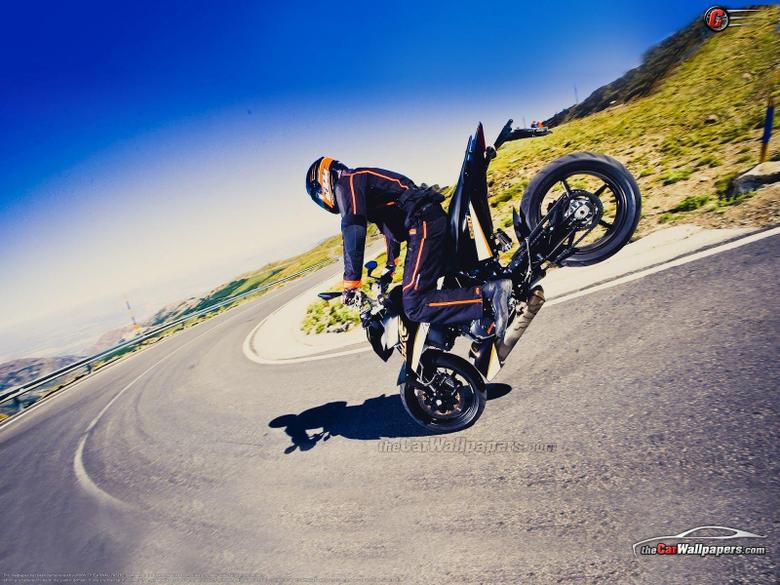 Movies Point Break Bike Stunt wallpapers