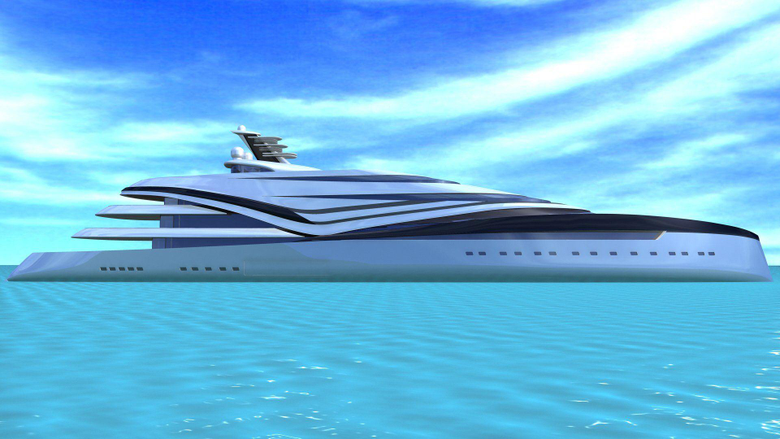 Yacht ship boat