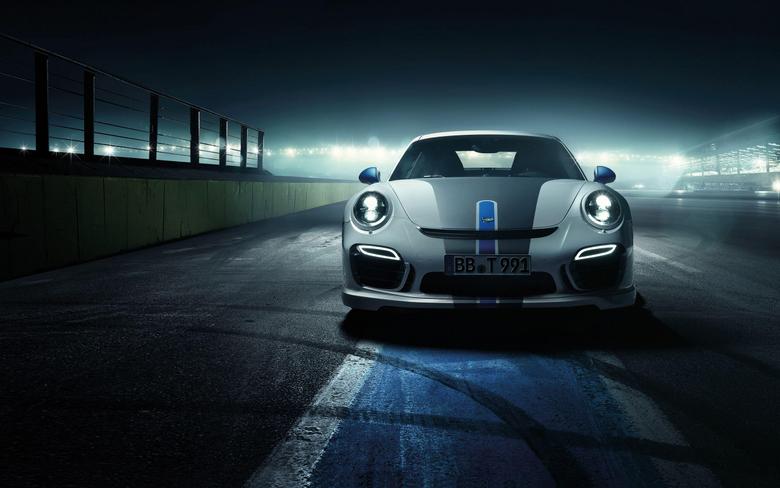 Porsche 911 Turbo Wallpapers 14
