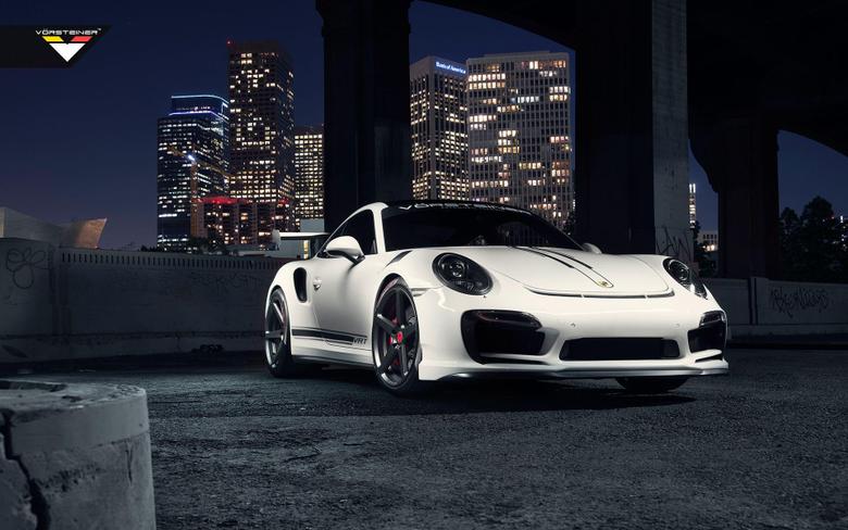 Vorsteiner V RT Edition Porsche Turbo Wallpapers