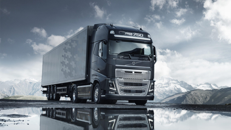 Volvo FH16 750 Truck Wallpapers Of 4K Ultra HD