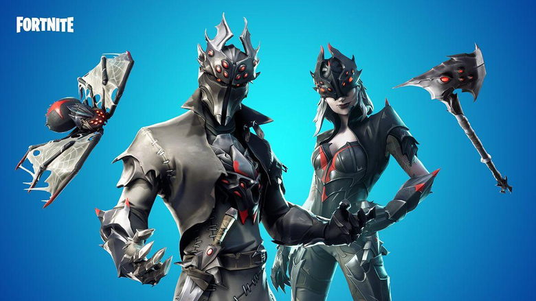 Spider Knight Fortnite Outfit Skin How to Get Updates