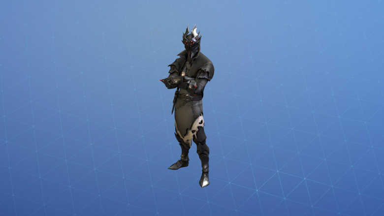 Spider Knight Outfit