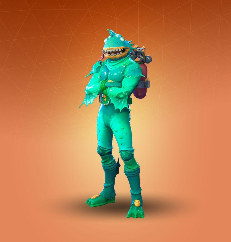 Moisty Merman Fortnite Outfit Skin How to Get Updates