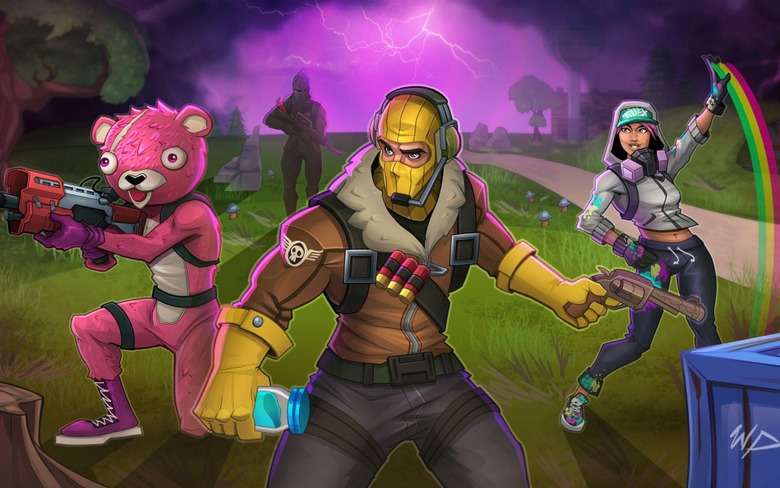 wallpapers Cuddle Team Leader Raptor Brite Bomber