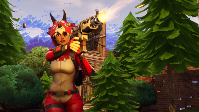 Tricera Ops FortnitePhotography