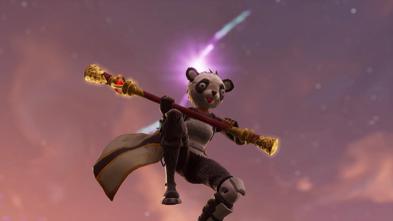 Favorite skin combo The P A N D A Team leader
