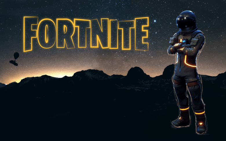 Best Dark Voyager Fortnite Wallpapers