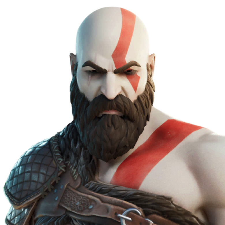 Kratos Fortnite wallpapers