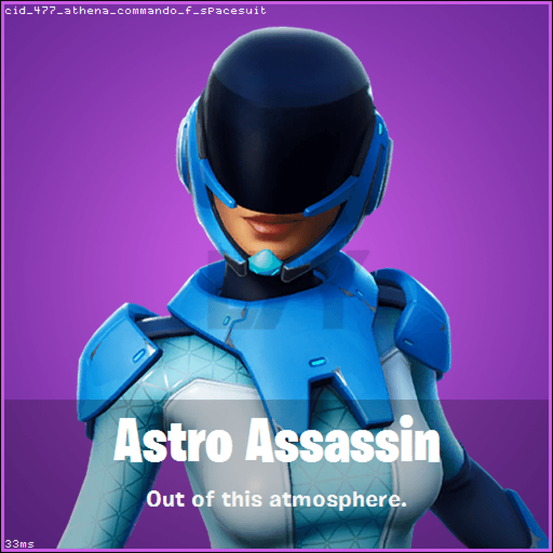 Astro Assassin wallpapers
