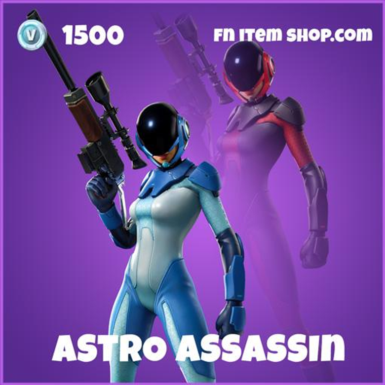 Astro Assassin wallpapers