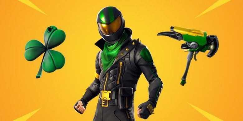 Lucky Rider Fortnite wallpapers